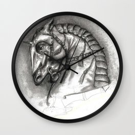 This is War Wall Clock