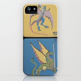 """Gran Drago"" by ICA PAVON iPhone Case"