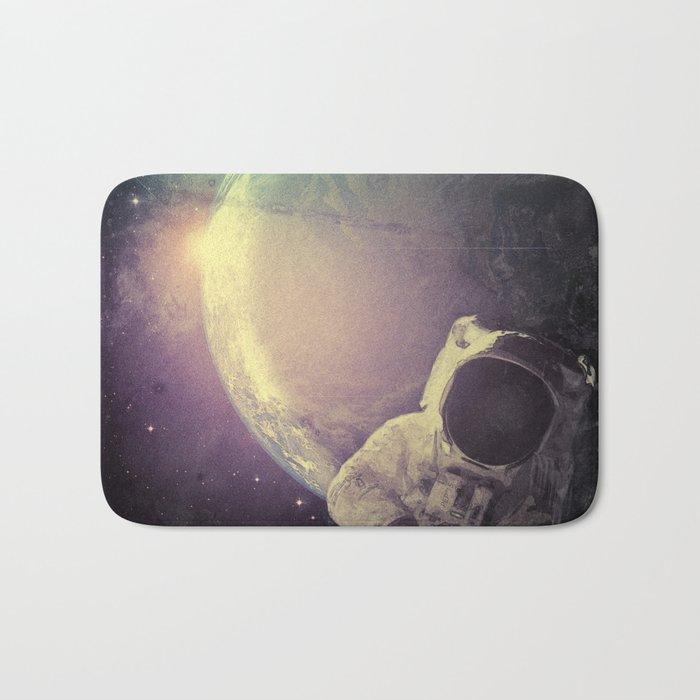 Adventure In Space Bath Mat