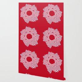 Candy cane flower 8 Wallpaper
