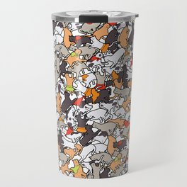 Catcatcats Travel Mug