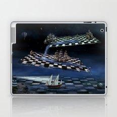Turbulent journey time  Laptop & iPad Skin