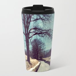 In The Distance Travel Mug