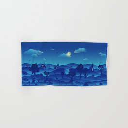 Fairytale Dreamscape Hand & Bath Towel