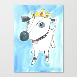 Prince Zimmer (Bright) Canvas Print