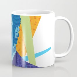 RICO :: Memphis Design :: Miami Vice Series Coffee Mug