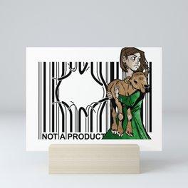 Not a product Mini Art Print