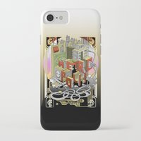 metropolis iPhone & iPod Cases featuring Metropolis  by KRNago