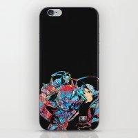 fullmetal alchemist iPhone & iPod Skins featuring Fullmetal Alchemist by lauramaahs
