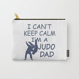 I'M A JUDO DAD Carry-All Pouch