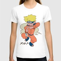 naruto T-shirts featuring Naruto by Jinny Hinkle