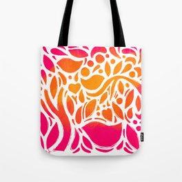 Sunshine Garden Tote Bag