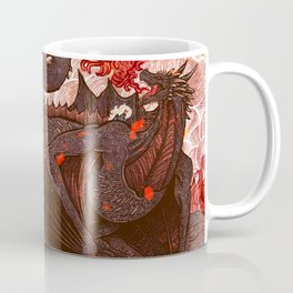 Dragonslayer II Coffee Mug
