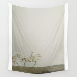 Kentucky Riders Wall Tapestry