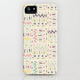 Crème iPhone Case
