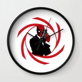 Deadbond Wall Clock