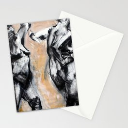 Graceful Dancers Stationery Cards