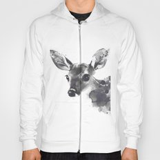 Watercolor Deer Hoody