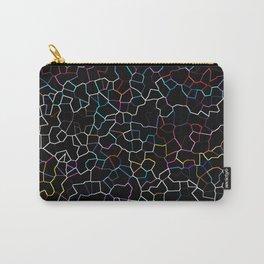 Random Crackle Carry-All Pouch