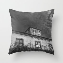 Old House II Throw Pillow