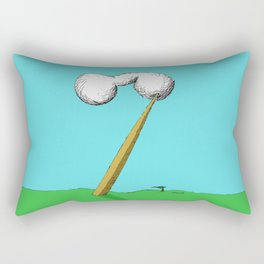 Landscape of my dreams-2 Rectangular Pillow