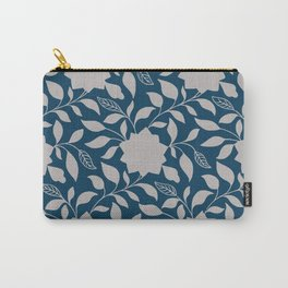 Chinese Neo-Retro Pattern XI Carry-All Pouch