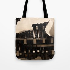 Gold Seperation Tote Bag