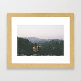 Sardinia no.6 Framed Art Print