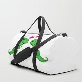 Dino Love Duffle Bag