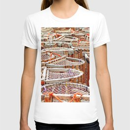 Traditional Lobster Traps T-shirt