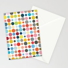 Tangled Up In Colour Stationery Cards