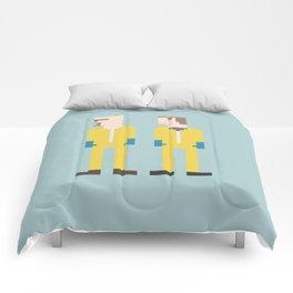 Breaking Bad 8-Bit Comforters