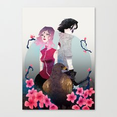 Glory and Gore go hand and hand Canvas Print