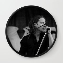Voice In Love Wall Clock