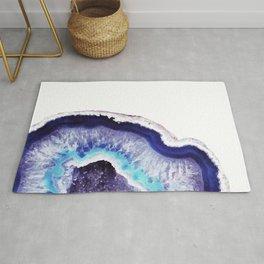 Violet Agate Art 1 Rug