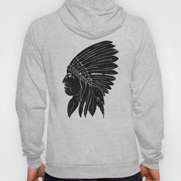 Indian Chief / Black Edition Hoody