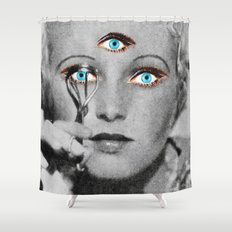 Cosmetic and Other Changes Shower Curtain