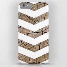 Tree Rings iPhone 6 Plus Slim Case