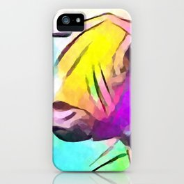 Highland Cow 2 iPhone Case