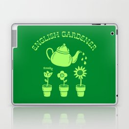 English Gardener Laptop & iPad Skin