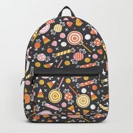 Cute Halloween Candy Backpack