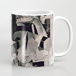 GUERNICA #1 - PABLO PICASSO Coffee Mug