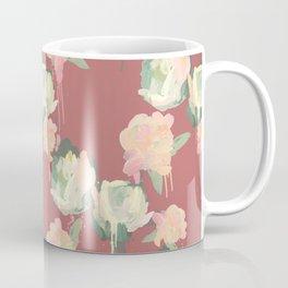 Painted Roses by Katrina Ward Coffee Mug
