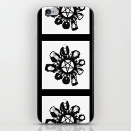 The night they summoned the demon R.H.L. iPhone Skin