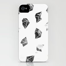 Marble Fragments Slim Case iPhone (4, 4s)