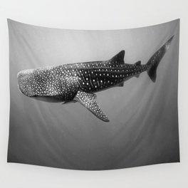 Big Fish, B & W Wall Tapestry