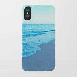 calm day 05 ver.skyblue iPhone Case