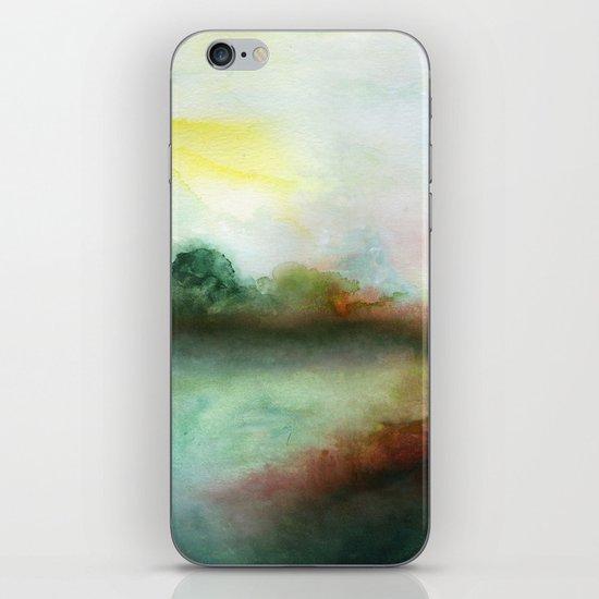Mourning Morning iPhone Skin
