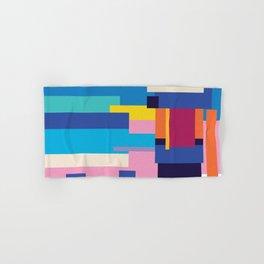 colorful abstract Hand & Bath Towel