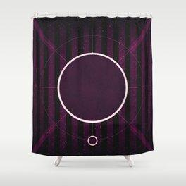 Sol System - Eris Shower Curtain